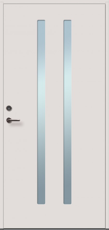 Modern 50's 2x1L glas