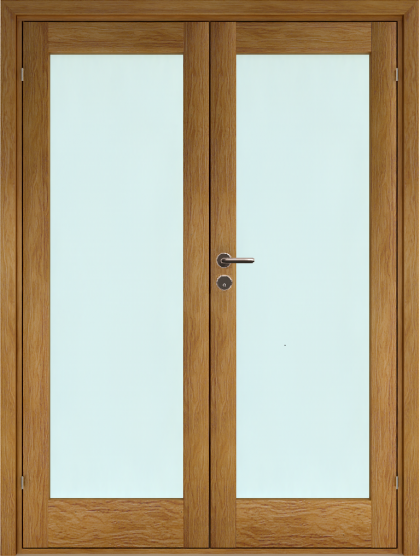Original 1 Pardörr – EK Glas