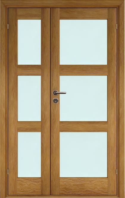 Original 3 sidopanel – EK glas